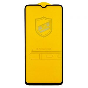 Защитное стекло 9H Full Glue на весь экран для Xiaomi Mi A3 / CC9e – Black