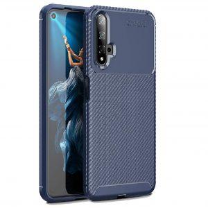 Силиконовый чехол Kaisy Series для Huawei Honor 20 / Nova 5T – Blue