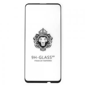 Защитное стекло 3D (5D) Perfect Glass Full Glue Lion на весь экран для Huawei P Smart Z / P Smart Pro / Honor 9x / 9x Pro / 9X (China) – Black