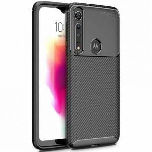 Силиконовый чехол Kaisy Series для Motorola Moto G8 Play – Black