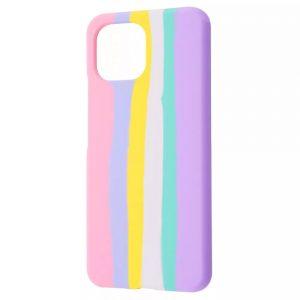 Чехол WAVE Rainbow Case для Xiaomi Mi 11 Lite – Pink