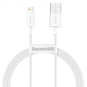 Кабель Baseus Superior Series Fast Charging Lightning 2.4A (1м) – White