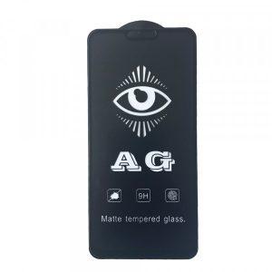 Матовое защитное стекло 3D (5D) Perfect AG для Xiaomi Mi 8 Lite – Black