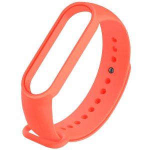 Ремешок для фитнес-браслета Xiaomi Mi Band 3 / 4 – Розовый / Hot Pink