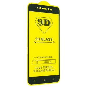 Защитное стекло 9D Full Glue Cover Glass на весь экран для Xiaomi Redmi Note 5A / Note 5A Prime – Black