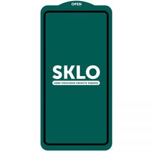 Защитное стекло 3D (5D) Perfect Glass Full Glue SKLO на весь экран для Xiaomi Mi 11 Lite – Black