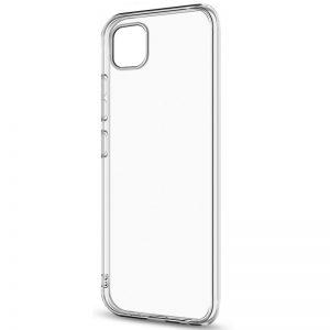 Прозрачный силиконовый TPU чехол для Realme C11 (2021)