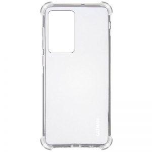 Чехол TPU GETMAN Ease с усиленными углами для Samsung Galaxy Note 20 Ultra – Clear