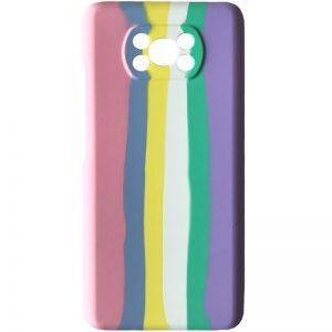 Чехол WAVE Rainbow Case для Xiaomi Poco X3 NFC / Poco X3 Pro – Pink