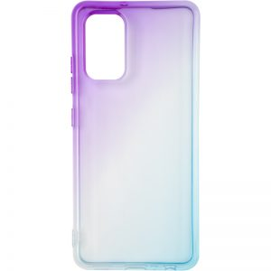 Чехол Ultra Gradient Case для Realme C11 (2021) – Blue / Violet