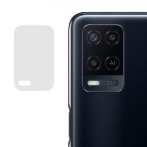Гибкое защитное стекло 0.18mm на камеру для Oppo A54