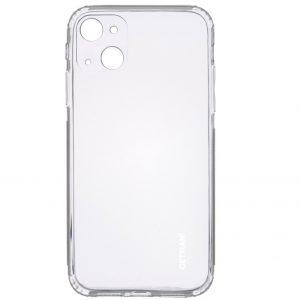 Прозрачный силиконовый TPU чехол GETMAN для Iphone 13