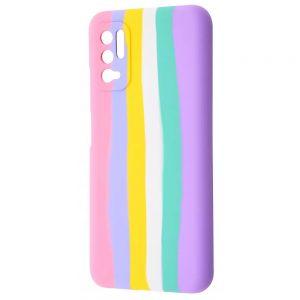 Чехол WAVE Rainbow Case для Xiaomi Redmi Note 10 5G / Poco M3 Pro – Pink
