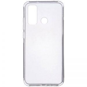 Прозрачный силиконовый TPU чехол для Tecno Spark 5 Pro