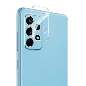 Защитное стекло на камеру для Samsung Galaxy A72