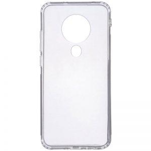 Прозрачный силиконовый TPU чехол для Tecno Spark 6
