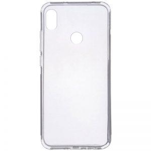 Прозрачный силиконовый TPU чехол для Tecno POP 3