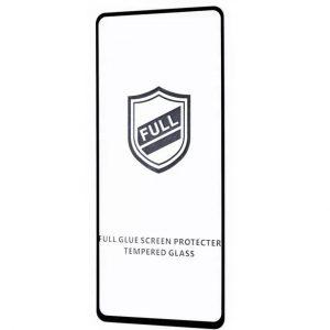 Защитное стекло 3D (5D) Perfect Glass Full Glue Ipaky на весь экран для Xiaomi Poco F3 / Mi 11i / Redmi K40 / K40 Pro – Black