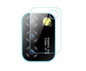 Гибкое защитное стекло 0.18mm на камеру для Infinix Hot 10 Lite
