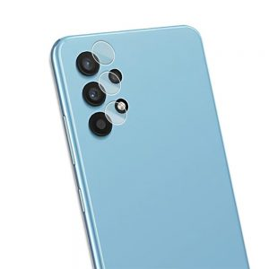 Защитное стекло на камеру для Samsung Galaxy A32