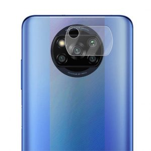 Защитное стекло на камеру для Xiaomi Poco X3 Pro / Poco X3 NFC