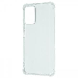 Прозрачный силиконовый TPU чехол с усиленными углами для Redmi 10  – Clear